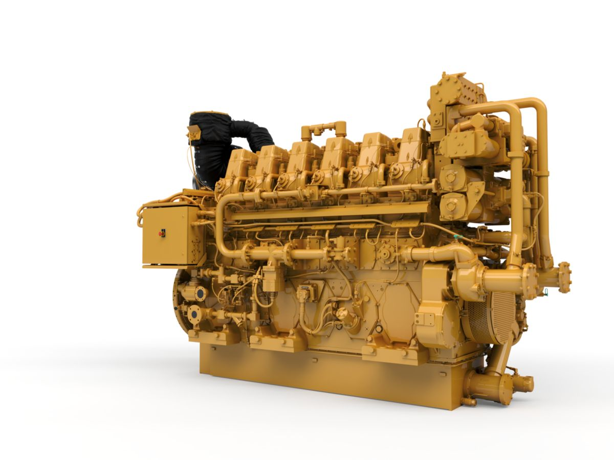 G3606 A4 Gas Engine>
