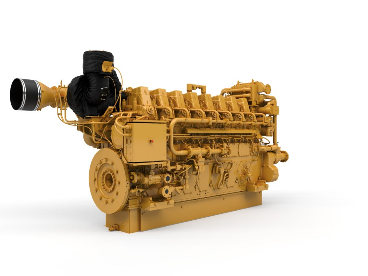 G3608 Gas Compression Engines>