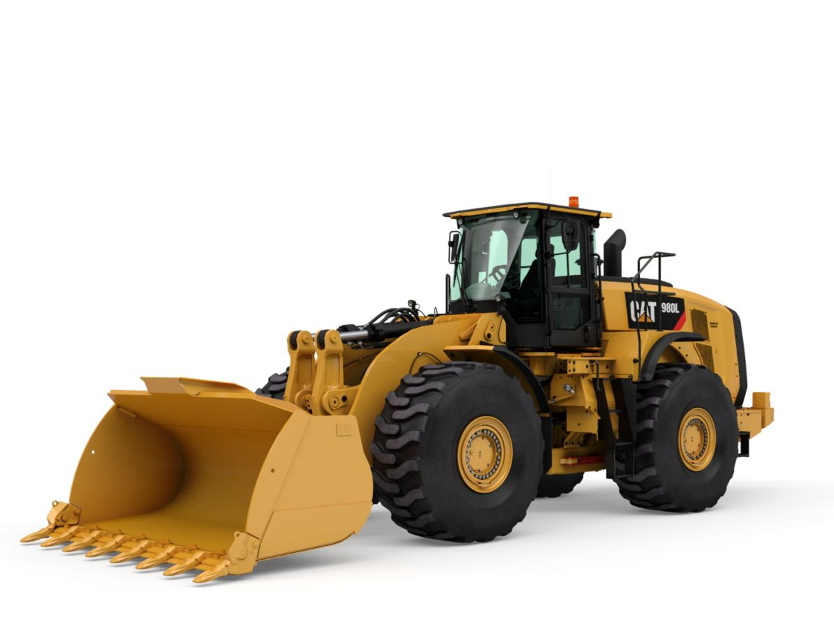 980L Wheel Loaders