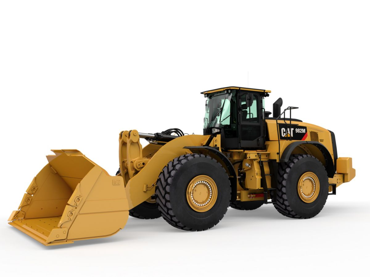 982M Wheel Loader | Front Loader | Tier 4
