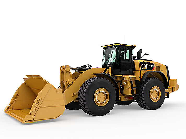 982M Medium Wheel Loader