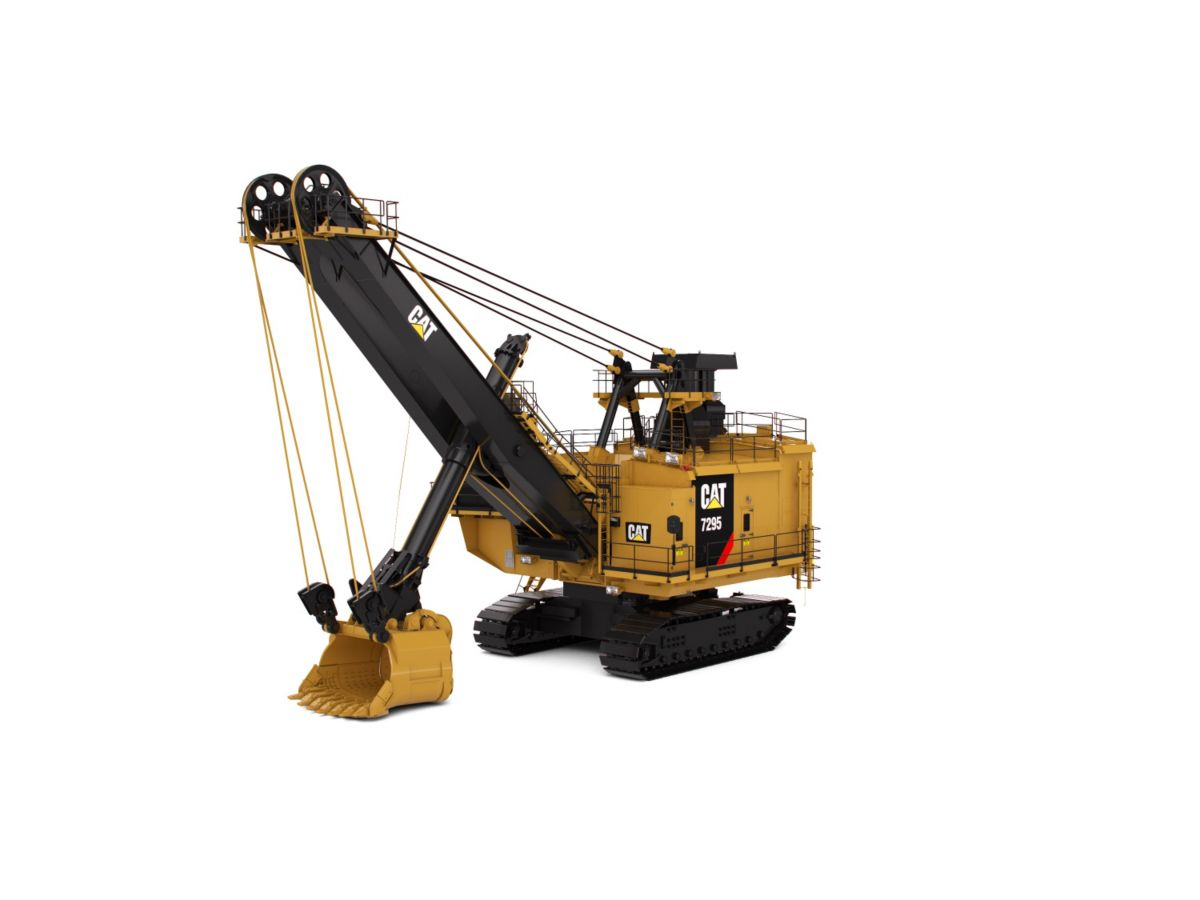 7295 Electric Rope Shovel