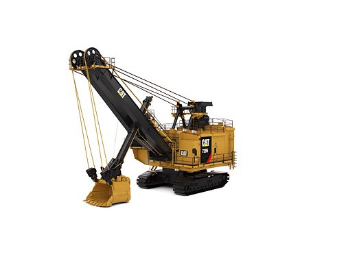 7295 - Electric Rope Shovels