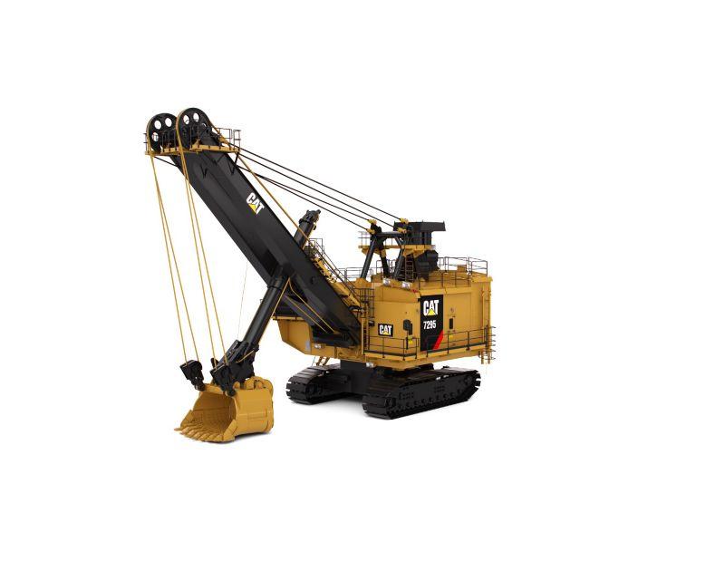 7295 Electric Rope Shovel