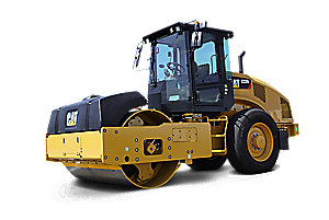 CCS9 Combination Asphalt Compactor