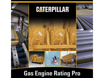 Cat | Gas Engine Rating Pro (GERP) | Caterpillar