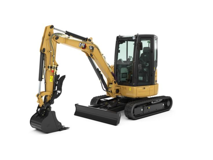 Mini Excavators - 303.5E2 CR