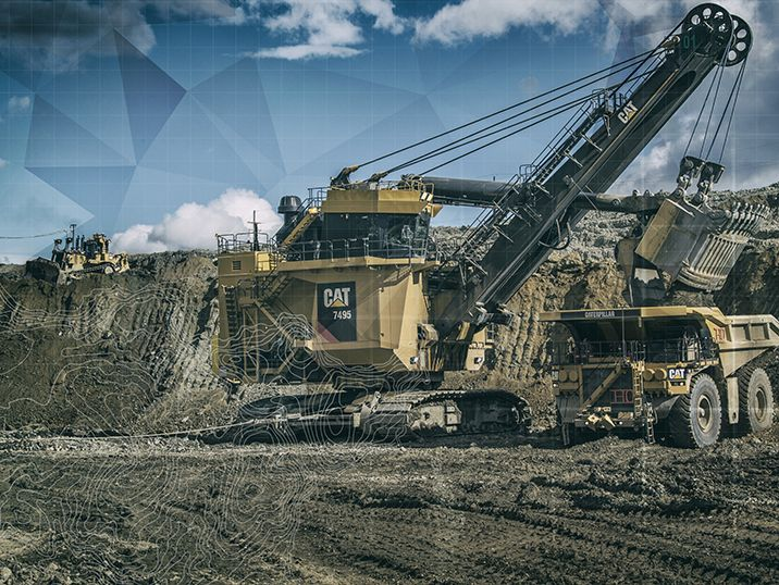 Cat® products help mining customers