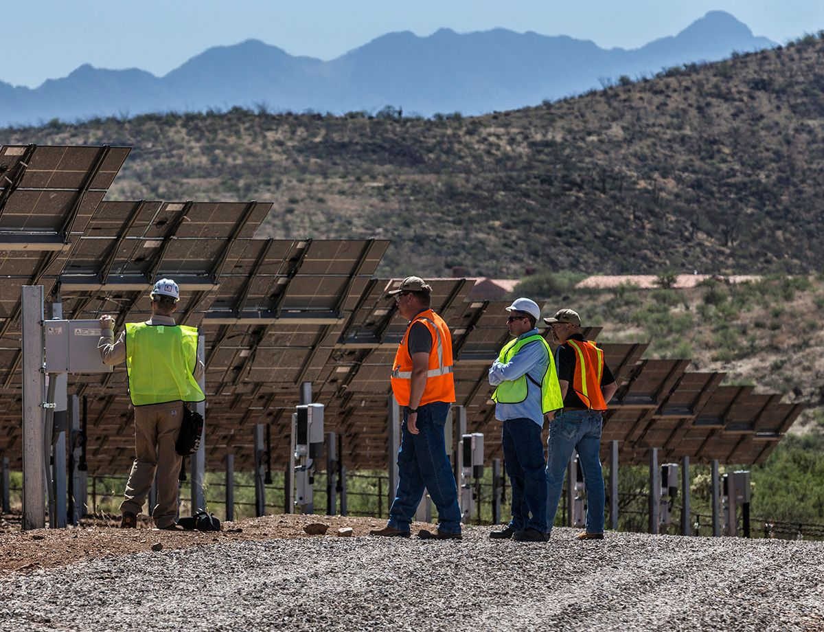Tucson Proving Ground, Tucson, Arizona
