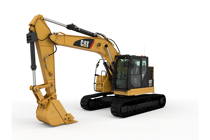 325F L Hydraulic Excavator - Michigan CAT