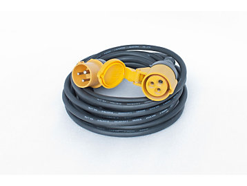 115V Single Connector Power Cable (25FT)