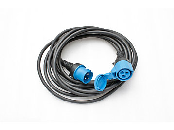 230V Single Connector Power Cable (25 FT)