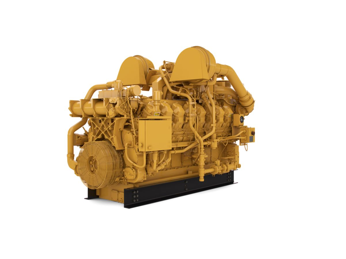 New Caterpillar Gas Compression Engines