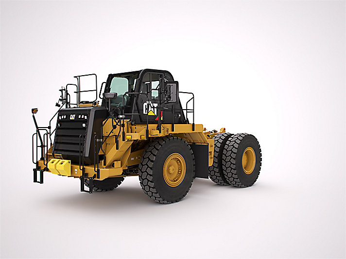 775G WTR Bare Chassis