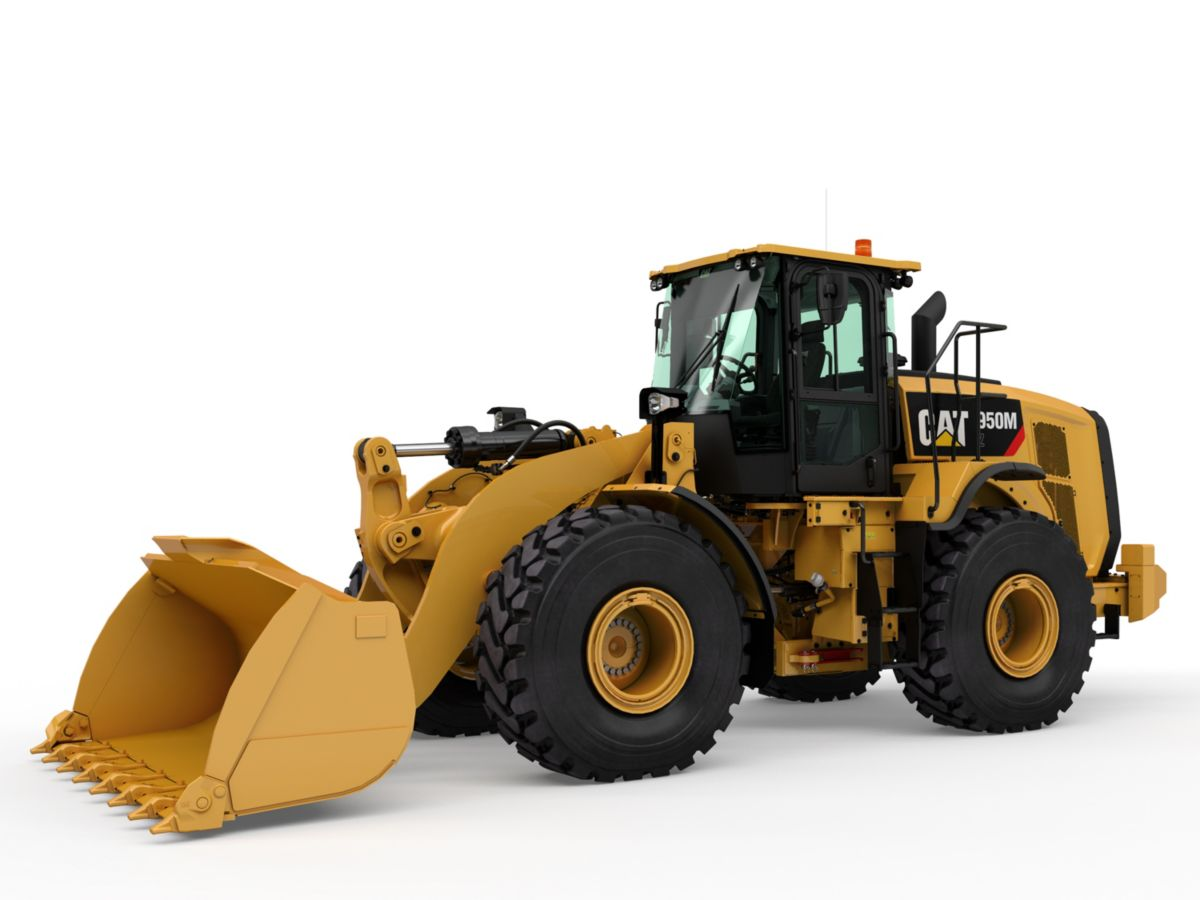 950M Wheel Loader | Front Loader | Tier 4