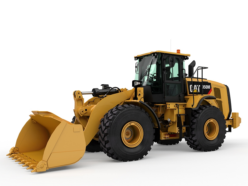 950M Medium Wheel Loader