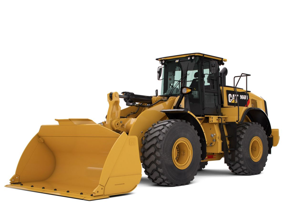 966M Wheel Loader | Front Loader | Tier 4
