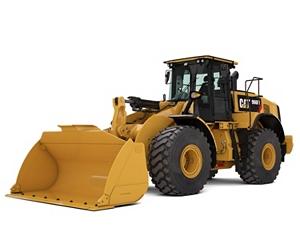 966M Medium Wheel Loader