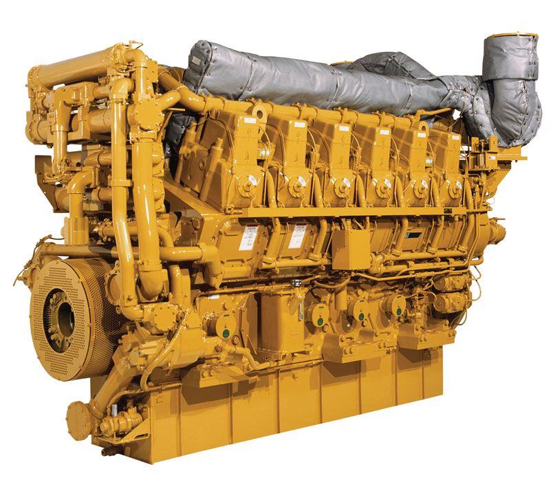G3616 Gas Petroleum Engine