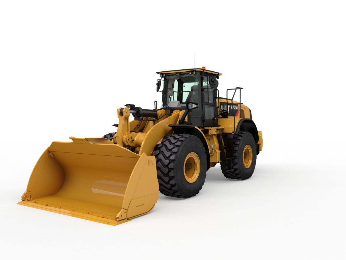 972M Wheel Loader | Front Loader | Tier 4