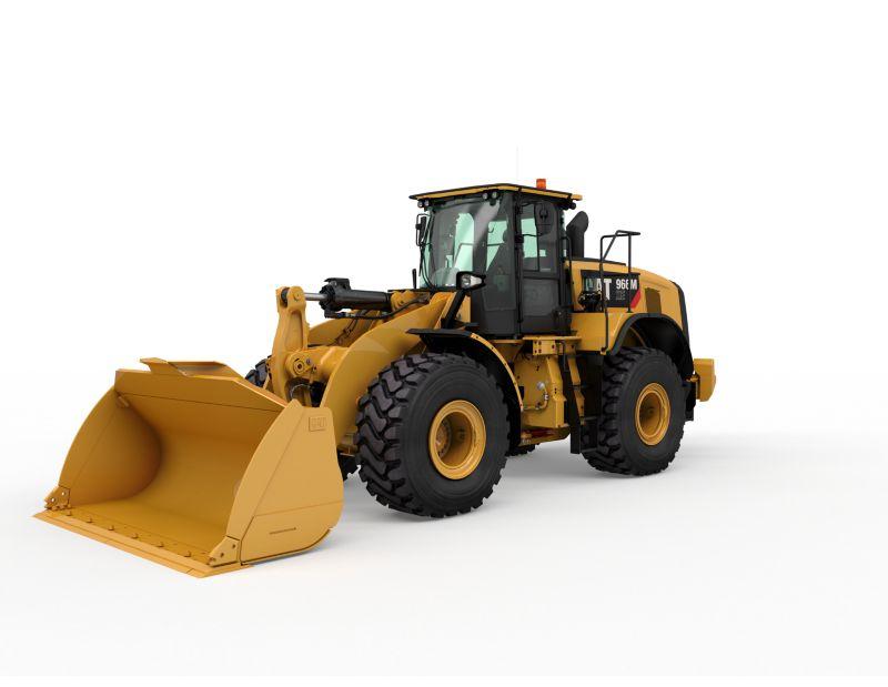 966M XE Medium Wheel Loader