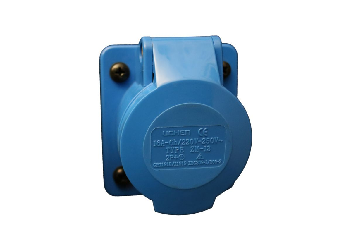 Image for 230 VAC Outlet from Omni UK Store