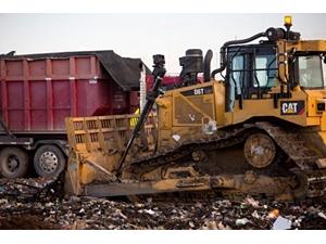 D6T WH Waste Handler