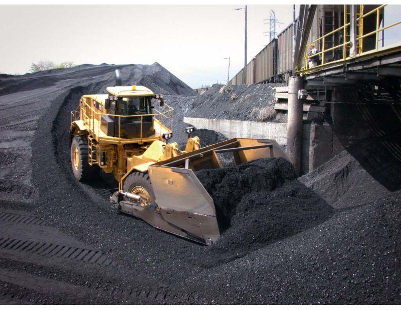 834K Coal Scoop Wheel Dozer