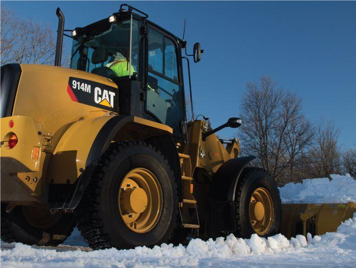 Cat | Snow Removal | Caterpillar