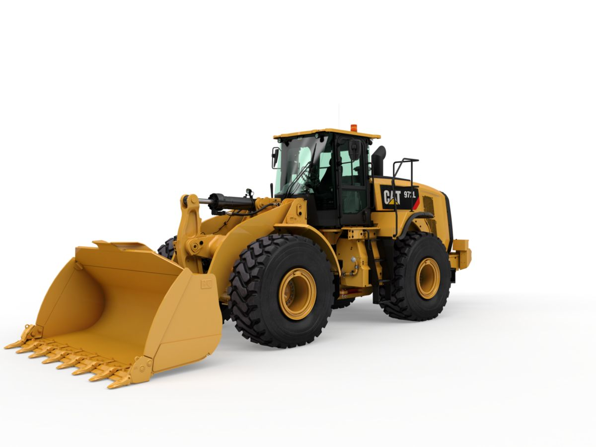 972L Wheel Loaders