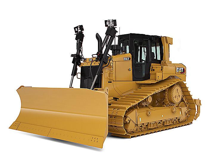 Cat | Topadoras | Tractores Topadores | Topadoras con Oruga