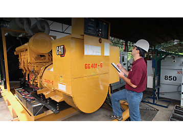 Cat | Power Plant Generators | Caterpillar