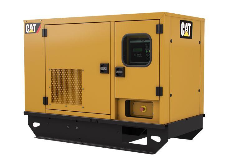 Generator Set Enclosures - 6.8-22 kVA SA Enclosure