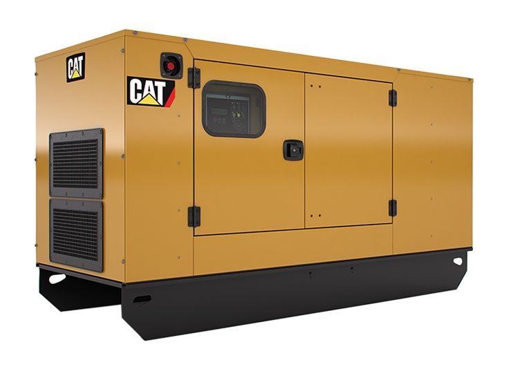 Generator Set Enclosures - 30-220 kVA SA Lvl 1 Enclosure