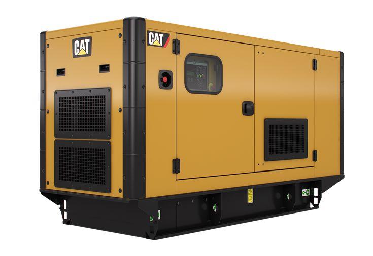 Generator Set Enclosures - 24-220 kVA SA Lvl 2 Enclosure