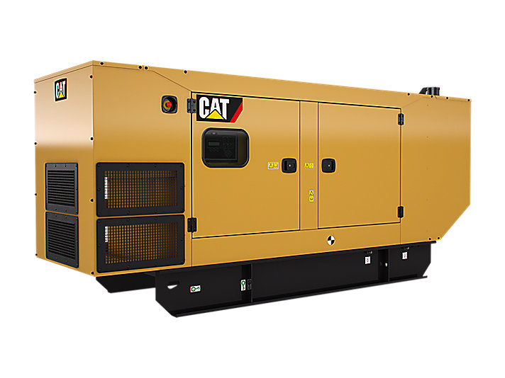 Cat | C9 (60 HZ) | 180-300 kW Diesel Generator | Caterpillar