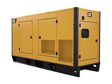 C9 275-330 kVA ACERT - Enclosures