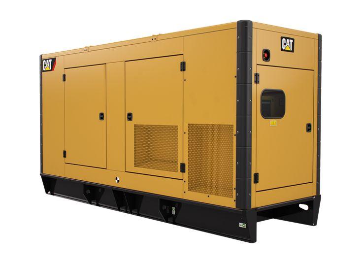 Generator Set Enclosures - C9 275-330 kVA ACERT