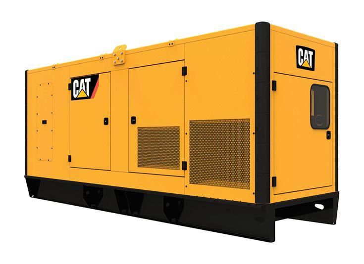 Generator Set Enclosures - C13 Sound Attenuated Enclosure 50 and 60 Hz