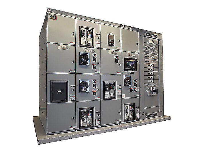 Cat XLM Switchgear