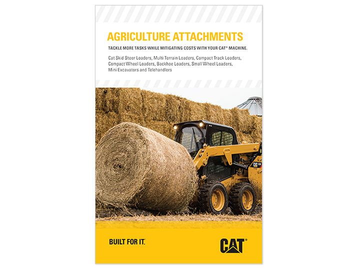 Cat Attachments for Agriculture