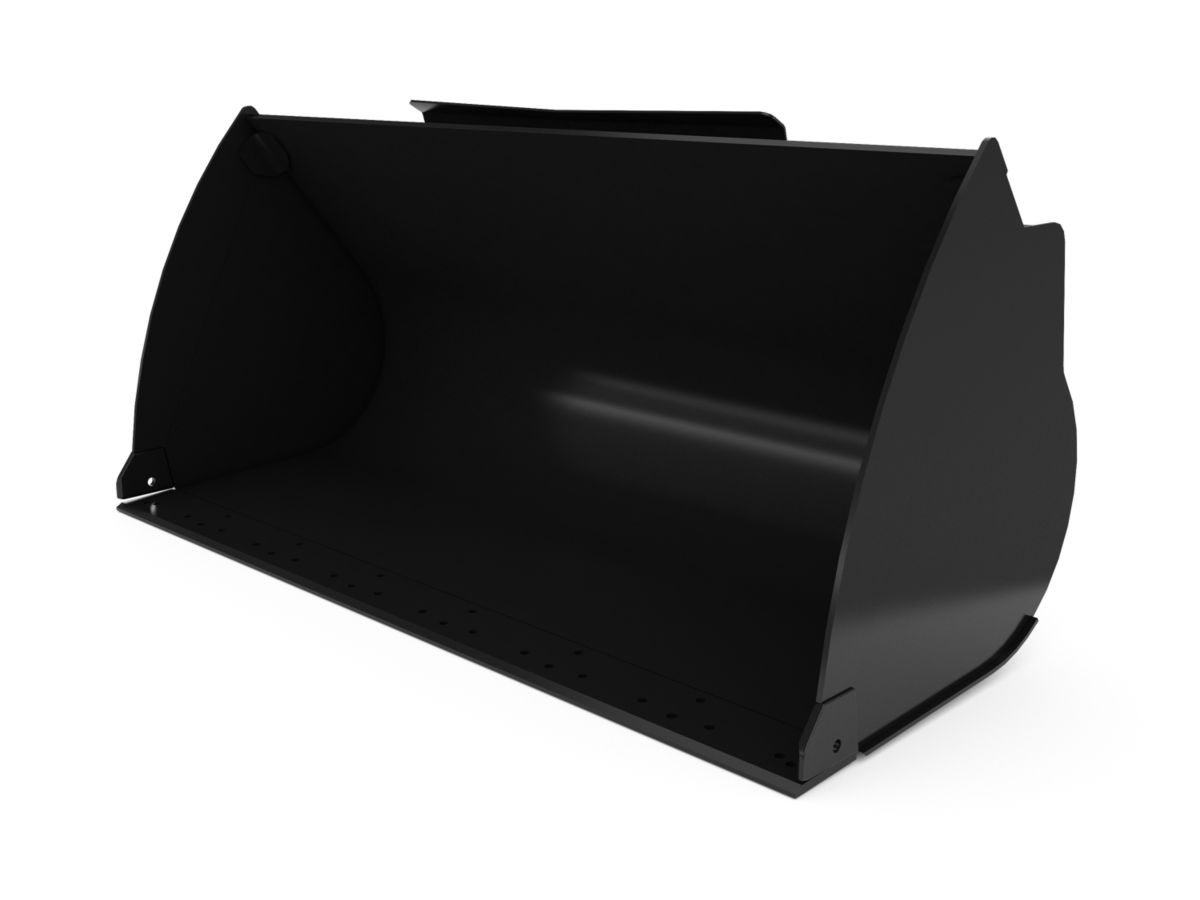 1.8 m3 (2.4 yd3) ISO Coupler General Purpose Bucket - Performance Series