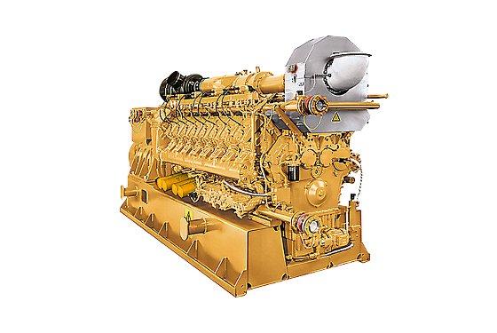 CG170 Gas Generator Set, Gas Generator Sets - Gough Cat