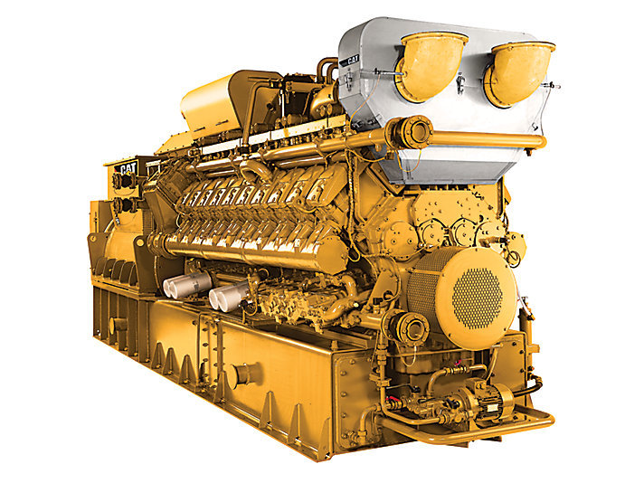 CG170-20 | 1400kW-2000kW Gas Generator | Caterpillar - Cat