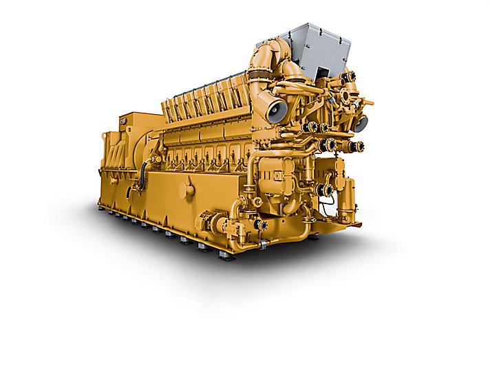 Cat | CG260-16 | 2800kW-4000kW Gas Generator | Caterpillar