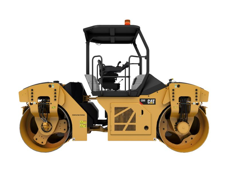 CB8 -  Tandem Vibratory Roller