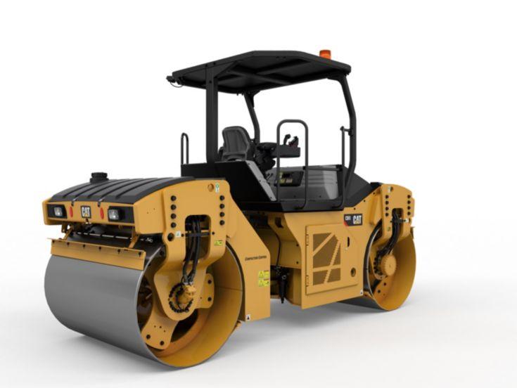 Compactors - CB8