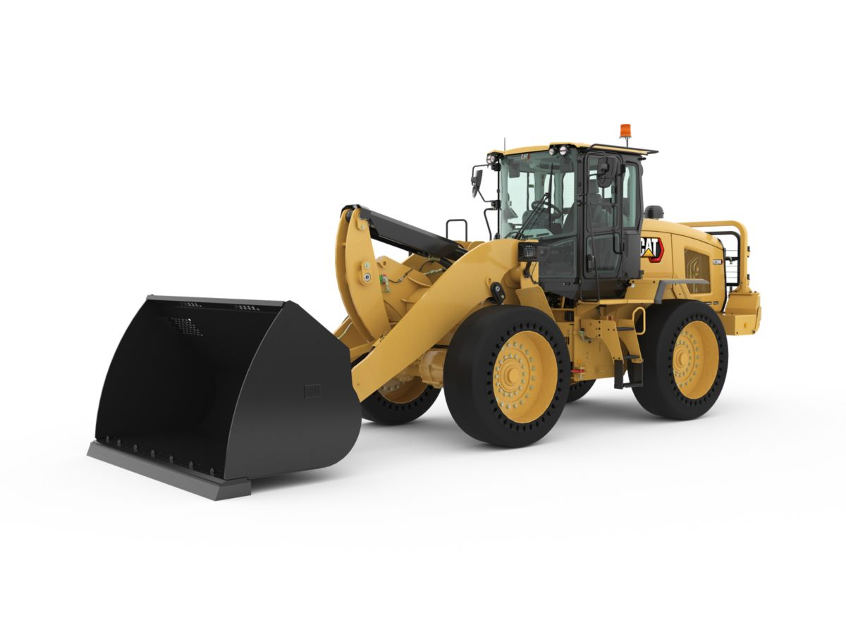 938M Waste Handler Small Wheel Loader