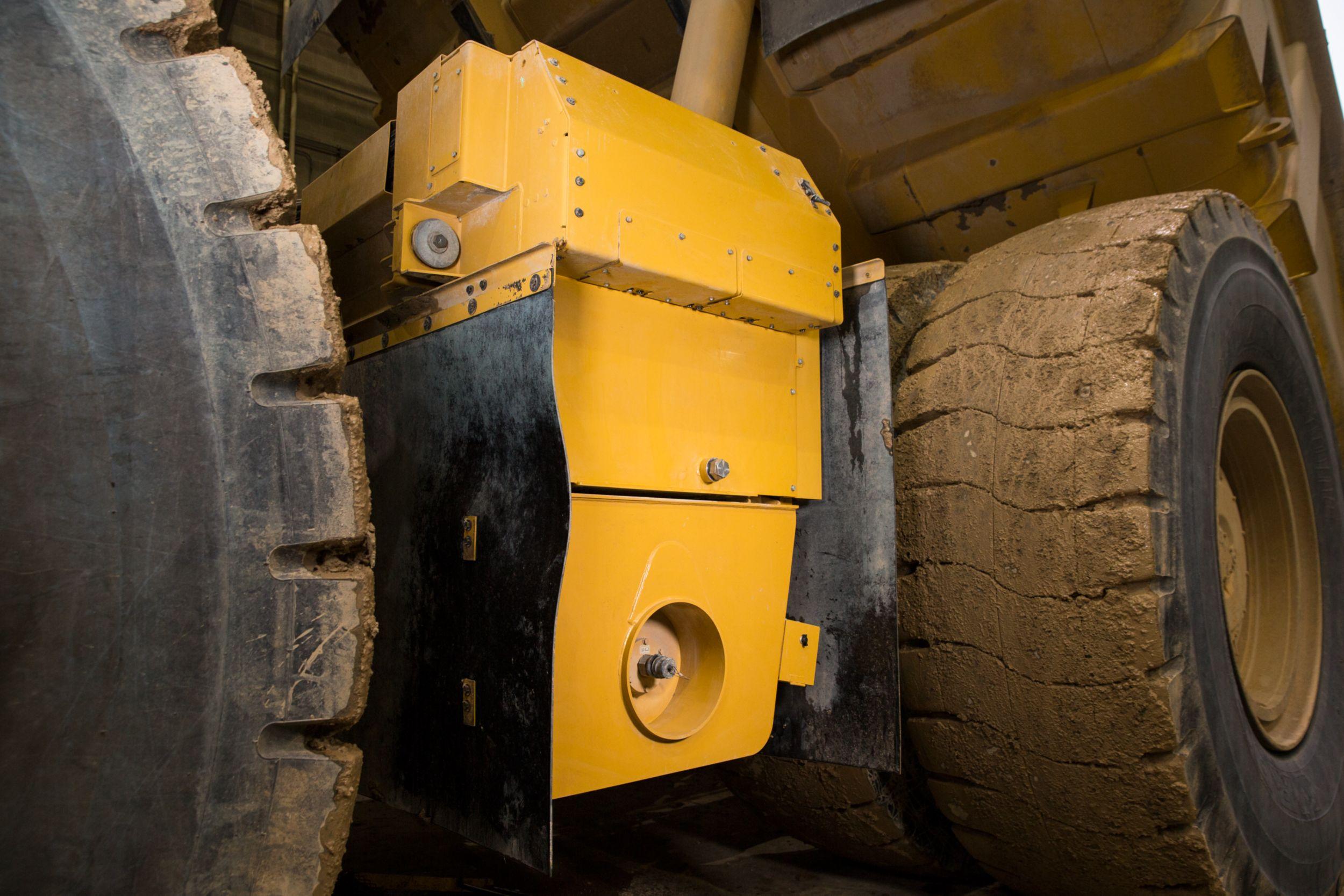 793F Mining Truck>