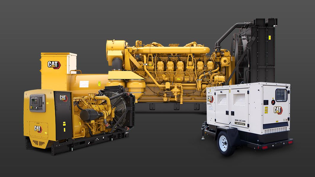 Cat | Electric Power Generation | Caterpillar